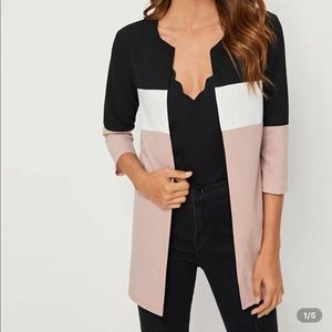 Business casual light jacket